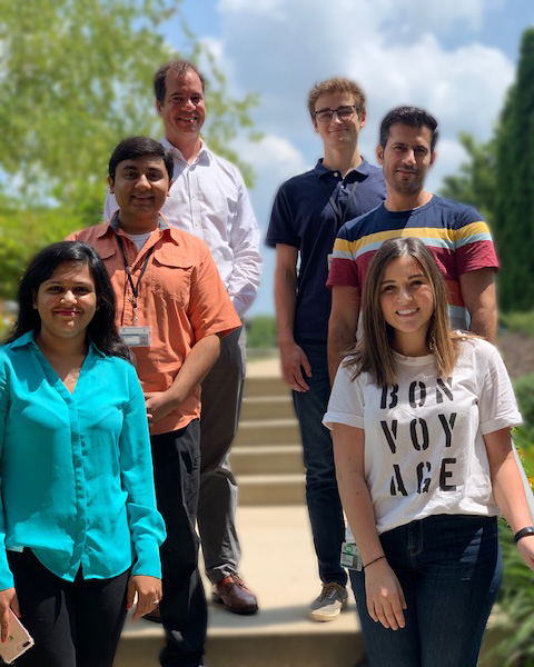 Team of the Cardiovascular Regenerative Engineering Laboratory at the Marquette University and Medical College of Wisconsin Department of Biomedical Engineering.